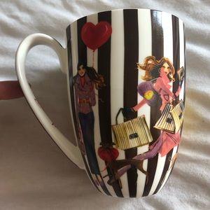 Henri Bendel mug